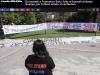 La Repubblica - 29.08.2017 - La CdM ai funerali di Nanni Svampa