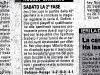 """Articolo """"Gazzetta"""" dell'8 marzo"""