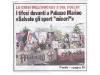 La CdM alla Manifestazione di Palazzo Marino - Cronaca qui 1°pagina
