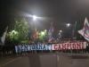 MILANO CAMPIONE - Arrivo della squadra al Palazzo