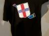 T-shirt 2016-17 nero fronte