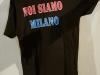 T-shirt 2016-17 nero retro