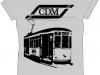 T-shirt 2015-16 grigio