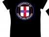 T-shirt 2015-16 nero fronte